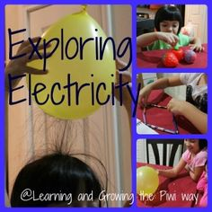 Exploring Electricity from Learning and Growing the Piwi Way