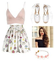 """Elegant Outfit"" by justadancelover12 on Polyvore"