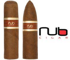 Nub cigar, Short and fat.  Nice long smoke