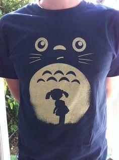 Totoro- I want this shirt!!!
