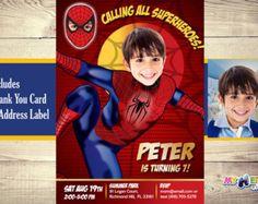 El hombre araña y Hulk. Convierta a sus niños en por MyHeroAtHome