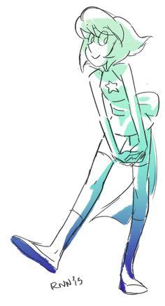 """prnnograffiti:  """"Blue Pearl.  """""""