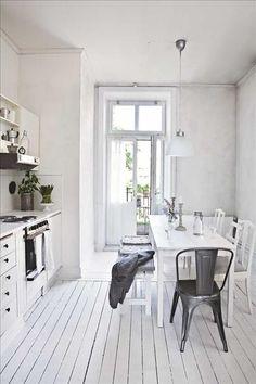 A home in Gävle, Sweden. Photo by Mari Eriksson for Sköna Hem.