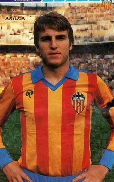 ROBERTO (Valencia C.F. 1981-82)