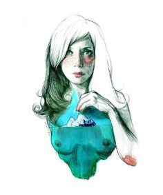 """Iceberg"" por Paula Bonet"