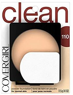 *** Be sure to check out this awesome product. (This is an affiliate link) No Foundation Makeup, Powder Foundation, Covergirl, Face Makeup, Cleaning, Classic, Awesome, Link, Check