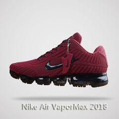 2d2e8ba002b Nike Air Vapormax 2018 Men Running Shoes Wine Black Running Shoes For Men
