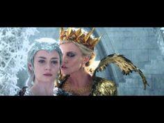 Le Chasseur Et La Reine des Glaces: Le film qui fait très peur !