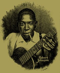 Robert Johnson by R. Crumb - Amoeba Music                                                                                                                                                      More