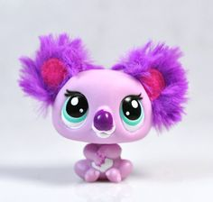 Littlest Pet Shop Collection Child Girl Figure Cute Toy Loose Rare LPS555   eBay