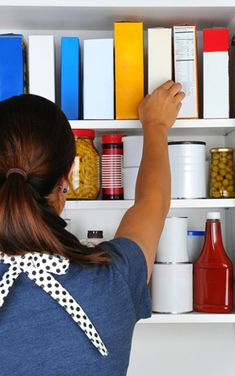 Ways To Keep Track Of Pantry Inventory - (stretcher)