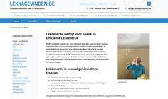 Lekkagevinden.be kiest voor Inspire Overpelt - http://inspireoverpelt.be/2016/03/14/lekkagevinden-be-kiest-voor-inspire-overpelt/