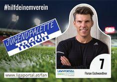 Jugendpalette  Ligaportal  hilfdeinemverein  Jugend-Kulturverein Portal, Florian, Culture Club, Young Adults