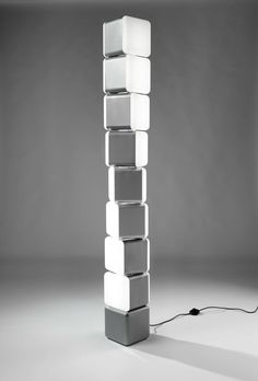 Indirect #light floor #lamp KUBIK by LEDS-C4 SA | #design Josep Patsí @ledsc4