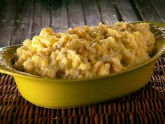 Marcela mixes her creamy corn, garlic and onion mixture into Corn Mashed Potatoes for a rich side that will disappear from one heaping spoonful to the next.