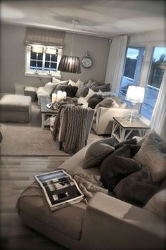 Cozy Living Rooms 21