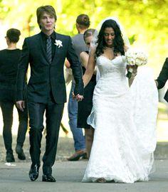 Goo Goo Dolls singer Johnny Reznik married Melina Gallo at Calamigos Ranch in Malibu, California.