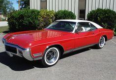 1968 Buick Riviera >