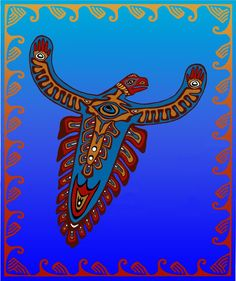 Raven with Healing Hands by Mariela De La Paz