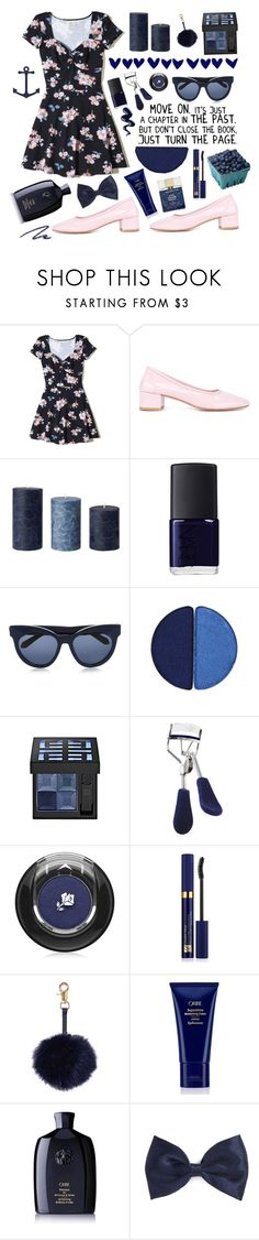 """""""Ik it's kinda eh😬"""" by pumpkinseed112 ❤ liked on Polyvore featuring Hollister Co., Maryam Nassir Zadeh, NARS Cosmetics, Karen Walker, Love Quotes Scarves, LIST, Stila, Givenchy, Eyeko and Lancôme"""