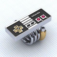 #Nintendo ring