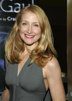 Patricia Clarkson- Great actress and looks so natural at 54