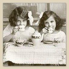 Lunch Servetten Tea Party