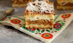 Jabłecznik z budyniem - Thermomix Przepisy Tiramisu, Muffins, Bread, Ethnic Recipes, Food, Tart, Kuchen, House, Muffin