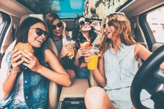 Keep fueled on your upcoming road trip with these relatively clean, easy-to-eat road trip snacks. Bff Pictures, Best Friend Pictures, Friend Photos, Cute Photos, Squad Pictures, Driving Pictures, Eating Pictures, Happy Photos, Happy Pictures