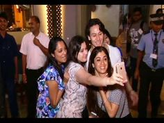 This girls went crazy on meeting Tiger Shroff - MUST WATCH.