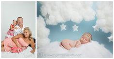 Gemini Visuals Creative Photography // White Rock/South Surrey, BC, Canada // www.geminivisuals.com | star themed session newborn photographer white rock