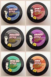 www.gatsbyglobal.com #gatsby #hair #products #wax #style #southafrica Gatsby Hair Wax, Hair Products, Style, Swag, Hair Styling Products, Stylus