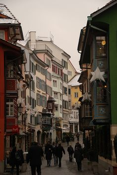 Zurich, Switzerland - everything really expensive but lovely @Angela Gray Barrientos