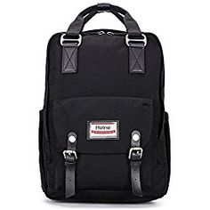 Royal Journey Diaper Bag for Dads Multi-Function Waterproof Nappy Bags for Baby Care, Large Capacity,Durable (Black)