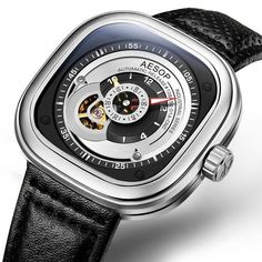 AESOP 9023 Industrial Series Automatic Mechanical Watches
