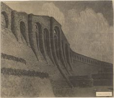 Scary architecture: The early works of Hans Poelzig Types Of Architecture, Architecture Drawings, Concept Architecture, Architecture Details, Industrial Architecture, Hans Poelzig, Ancient Buildings, Second Empire, Postmodernism
