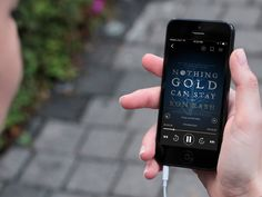 Interesting article. Audiobooks are the fastest growing segment in publishing. That said, I still prefer paper.