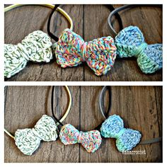 can't have bows without headbands! for info, orders and pricing email mmmcrochet@gmail.com or visit my shop!