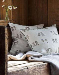 Anouk #Linen designe