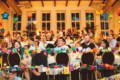 Farbenfrohe DIY-Hochzeit in Köln