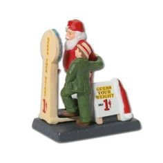 Department 56 Christmas In The City? Series Guess Your Weight, 1 Cent ** Check out the image by visiting the link.