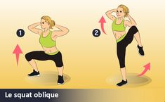 Take on the Bodyweight Squat Challenge that works! We've put together the ultimate squat challenge, featuring 4 squats that tighten and tone. Daily Exercise Routines, Do Exercise, Best At Home Workout, At Home Workouts, Fitness Workouts, Fitness Routines, 30 Day Squat Challenge, Toned Abs, Reduce Belly Fat