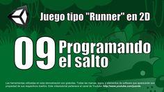 09 - Programando el salto - Tutorial Unity 2D en español