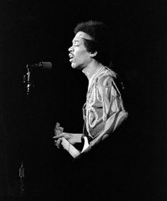 Jimi Hendrix Electric Church Facts - Hendrix at Atlanta International Pop Festival July 4,1970