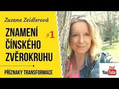 ŽIVĚ: Zuzana Zeidlerová - Energie jednotlivých znamení čínského zvěrokruhu v roce 2021 - YouTube Youtube, Youtubers, Youtube Movies