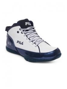 Fila Men White Court Mate Sports Shoes