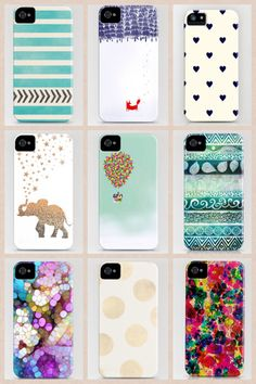 Society6 iPhone cases