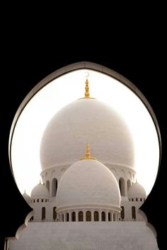 Sheikh Zayed Grand Mosque, Abu Dhabi , United Arab Emirates