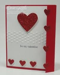 easy valentine cards, stampin up - Google Search