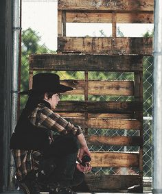 The Walking Dead. Carl Grimes. I can't believe what he does in the season finale!!!
